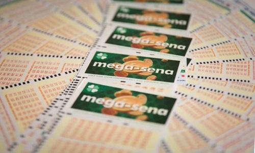 Mega-Sena pode pagar hoje prêmio de R$ 6 milhões