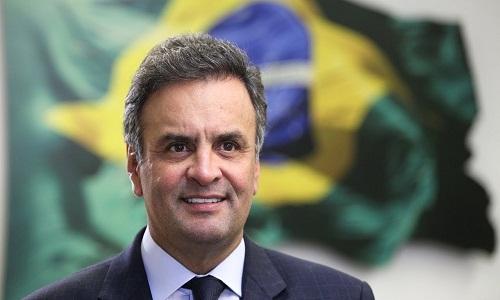 'Ou eu ou ele', diz Bruno Covas ao defender expulsão de Aécio do PSDB