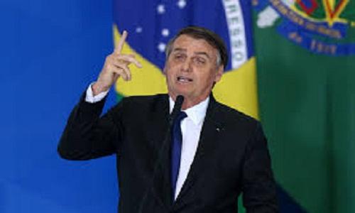 """Para Bolsonaro, se a reforma não for aprovada, a economia """"vai ter sérios problemas"""""""