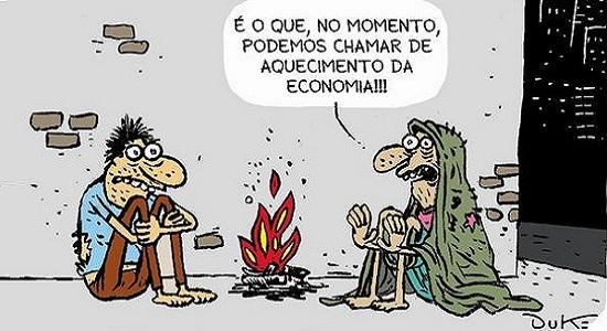 A tragicomédia brasileira