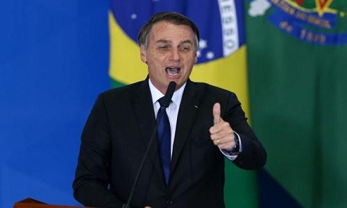 Bolsonaro articula 2020 para frear esquerda