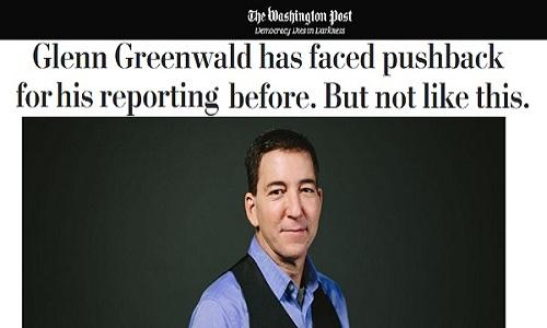 """Greenwald ao """"WP"""": """"mesmo que me prendam, publicarei tudo"""""""