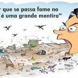 Brasil flerta com a volta do Mapa da Fome/ Sérgio Jones
