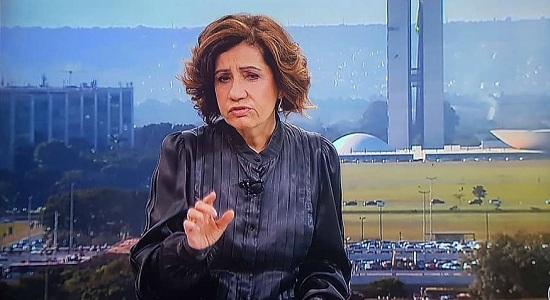 Diante do filho de Miriam Leitão, Bolsonaro praticou uma de suas maiores covardias