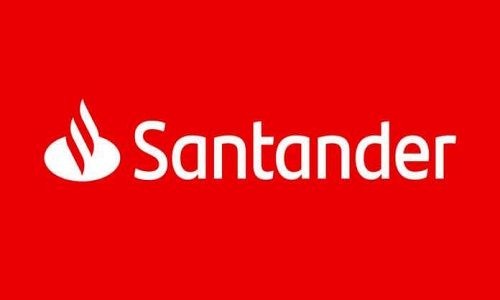 Brasil, paraíso do Santander