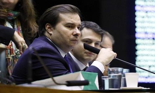 Eventual aprovação da previdência será 'construção' do Congresso e não do governo segundo Maia