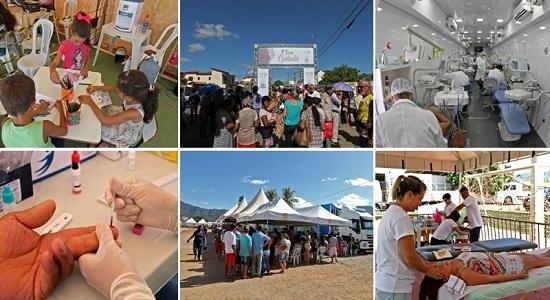 VSBA promove serviços de saúde nos municípios alagados nos dias 21 e 24 de julho