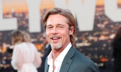 Brad Pitt diz que não vê motivo para criar perfil em rede social: 'A vida é muito boa sem'