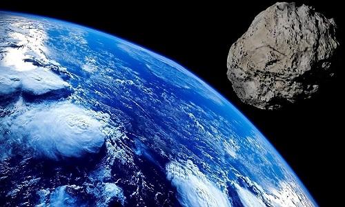 NASA monitora asteroide que pode provocar caos na Terra em 2020.