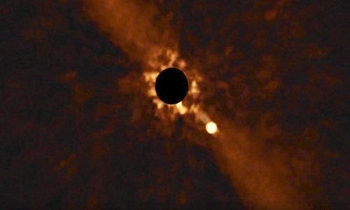 Astrônomos descobrem novo planeta orbitando estrela da Via Láctea