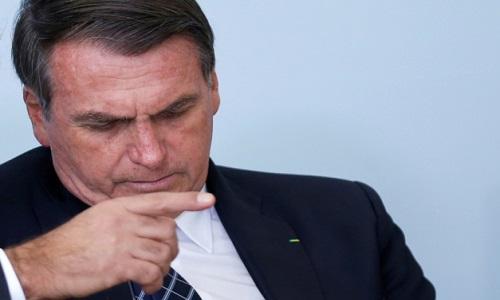 """Bolsonaro diz que vai responder STF sobre pai de presidente da OAB: """"Não falei nada demais"""""""
