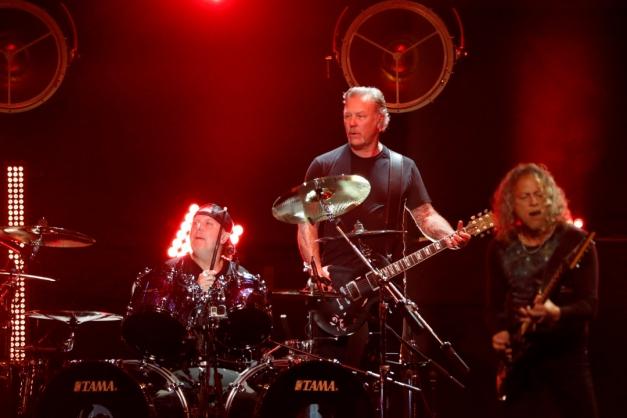 Metallica doa 250 mil euros para hospital pediátrico na Romênia