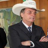 Bolsonaro diz que queimadas podem ter sido causadas por ONGs