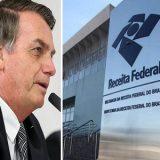 Receita Federal oficializa intervenção de Bolsonaro e troca número 2