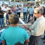 Na terra da Quixabeira da Matinha, Prefeitura investe mais de R$ 480 mil em obras de pavimentação