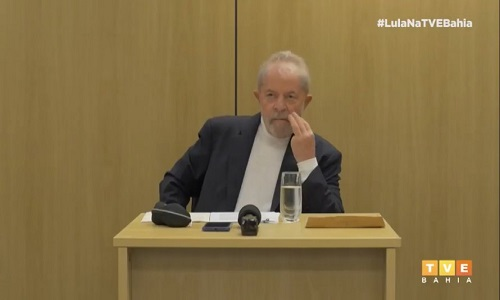 Justiça sim favor não, diz Lula