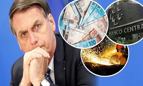 Governo Bolsonaro: Brasil está oficialmente em recessão