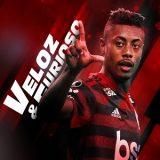 Bruno Henrique vive melhor ano com só 8 meses de Flamengo