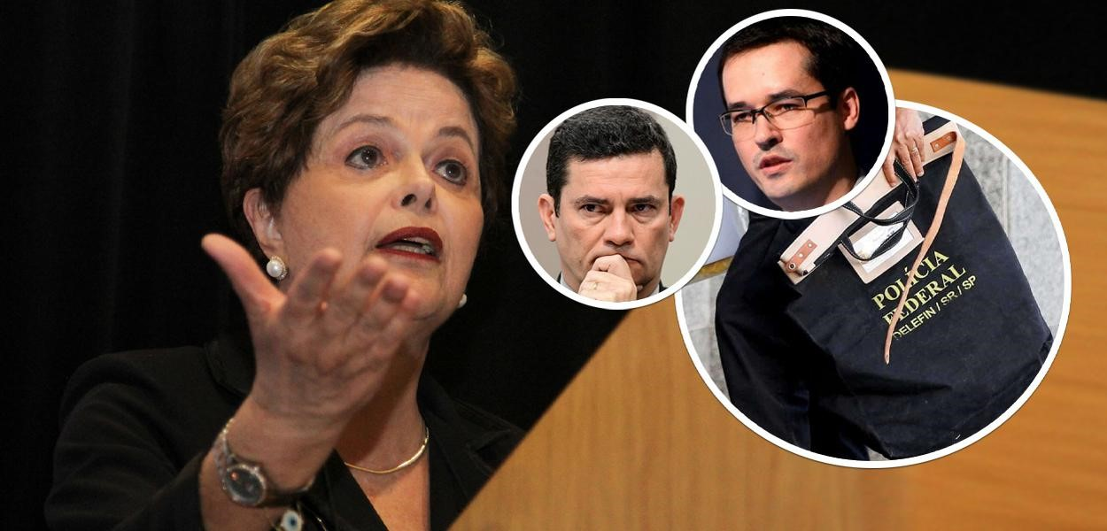 Dilma: A Lava Jato estruturou o surgimento da pauta fascista no Brasil