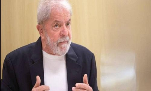 Lula diz que Lava Jato foi criada para entregar o petróleo do Brasil aos EUA