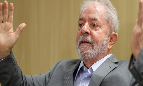 Site porta-voz da Lava Jato admite que Lula deverá ser solto no dia 27