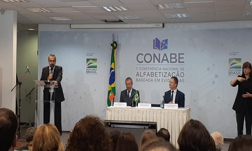 MEC lança orientações sobre a Política Nacional de Alfabetização