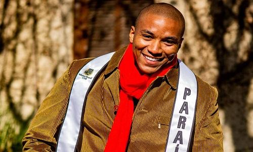 Candidato negro é eleito Mister Brasil CNB pela primeira vez