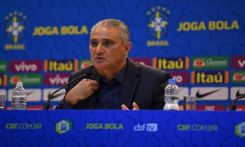 Seleção deve usar força máxima contra a Colômbia
