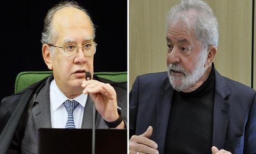 Gilmar Mendes: Lula merece um novo julgamento