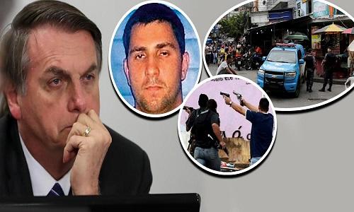 Bolsonaro mudou comando da PF no Rio para brecar investigação sobre milícias