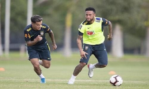Com Neymar e Coutinho, Tite arma provável time titular da seleção