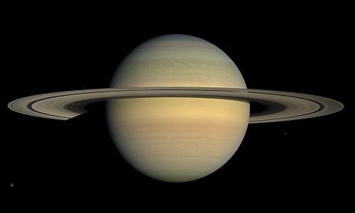 Telescópio Hubble envia para Terra foto de Saturno.