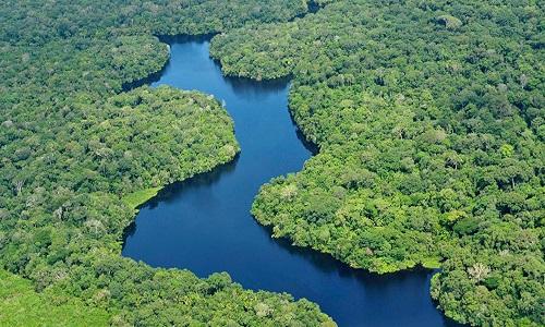 Complexo arqueológico é encontrado na Amazônia Central.