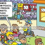 Colbert vai a Portugal proferir palestra sobre Mobilidade Urbana ou a prática de Transporte Clandestino em Feira? / Sergio Jones*