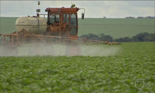 Governo autoriza mais 63 agrotóxicos, sendo 7 novos.
