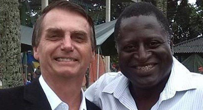 O suspeito de fraude é mesmo Hélio Negão, amigo de Bolsonaro