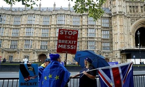 Parlamento britânico será suspenso nesta segunda-feira até outubro