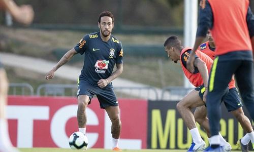 Volta de Neymar é atração para amistoso entre Brasil e Colômbia