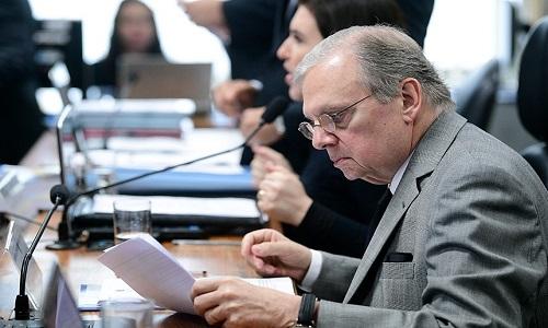 CCJ do Senado realiza reunião para votar reforma da Previdência