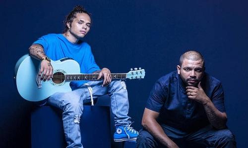 Projota e Vitão se unem para show no Rock in Rio