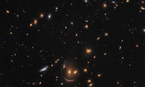 'Teia cósmica' é mapeada pela 1ª vez.