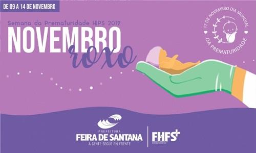 Fundação Hospitalar realiza campanha Novembro Roxo