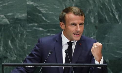 Crescimento da França supera expectativas após medidas de Macron