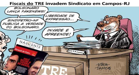 Censura de Bolsonaro e disputa de valores
