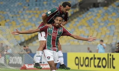 João Pedro chega a maior jejum no Fluminense