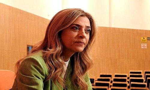 Leila Pereira está insatisfeita com trabalho de Mattos no Palmeiras