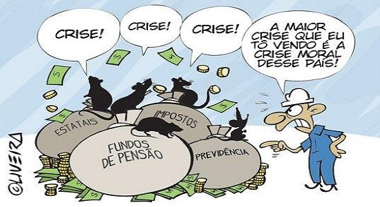 A tibieza moral e física do clã Bolsonaro está conduzindo o Brasil ao caos/ Por Sérgio Jones*