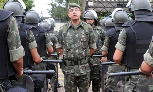 Governo exonera general da presidência do Incra