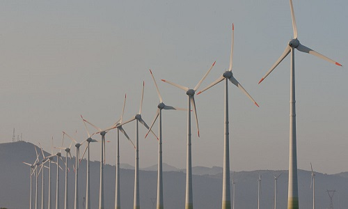 China apresenta maior turbina eólica do mundo