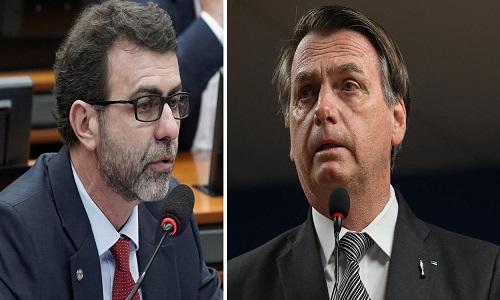 Freixo rebate ameaça de Bolsonaro a Lula